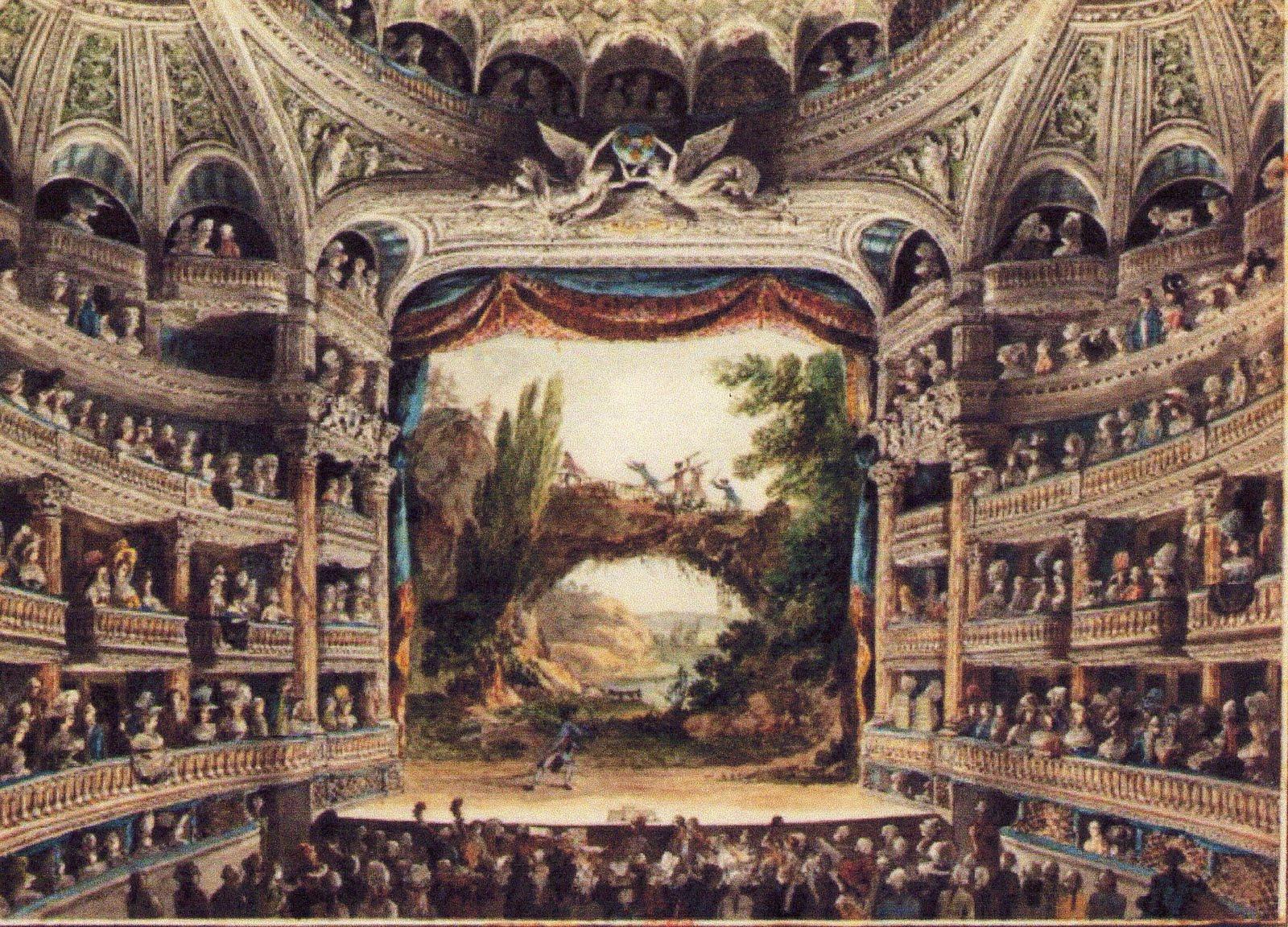 The globe theatre in the medieval period english literature essay