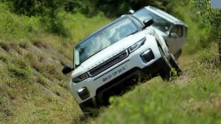 Land Rover Beyond tour