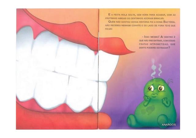 Higiene dental educação infantil