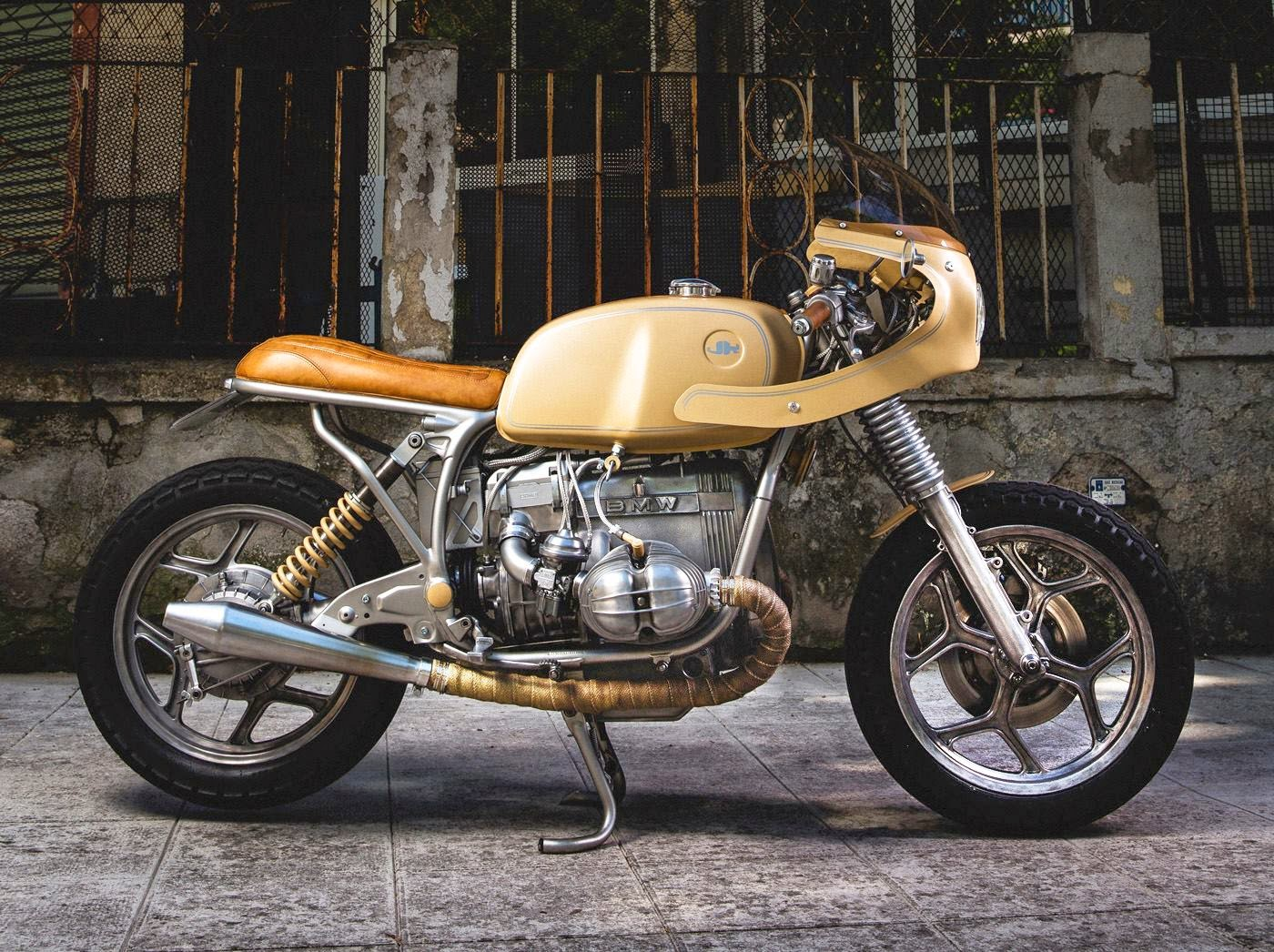 Racing Cafè: BMW R80 Mono by JeriKan Motorcycles