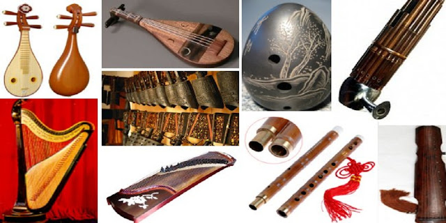 Local & Traditional Musical Instruments