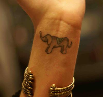 Tatuajes de Elefante