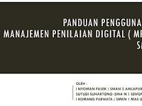 Aplikasi Manajemen Penilaian Digital (MPD) SMK