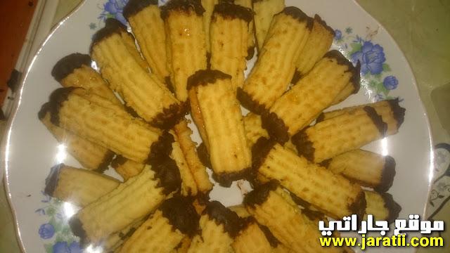 حلوة البوق من حلويات العيد