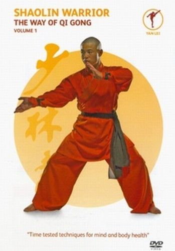 Qi Gong, Shaolin Warrior DVD, Part 1.