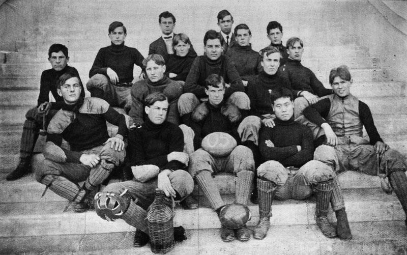 Vintage college jock — 5