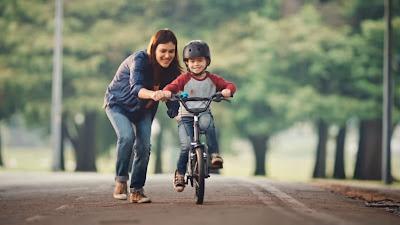 OMO acredita que juntos, você e seu filho se sentem mais fortes
