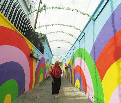 Lokasi Kampung Selfie Medan (kongsi), Yuk Bernarsis Ria