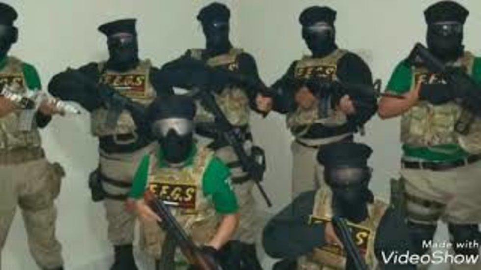 """Quién es el aterrador Grupo sombra?... la sanguinaria célula del CDG y su alianza con """"El Marro"""""""