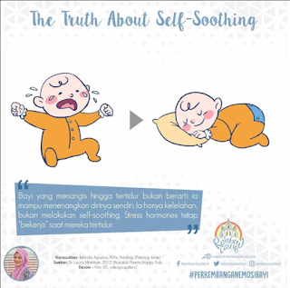 Fakta Tentang Self-Soothing