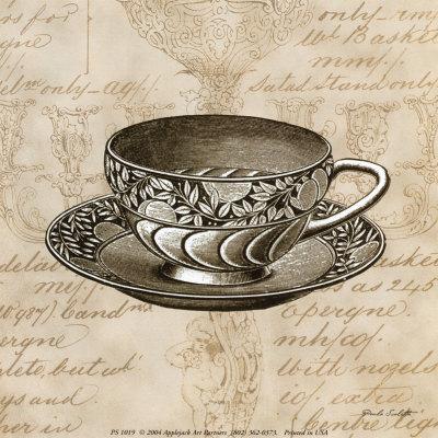 Silver Tea Set III