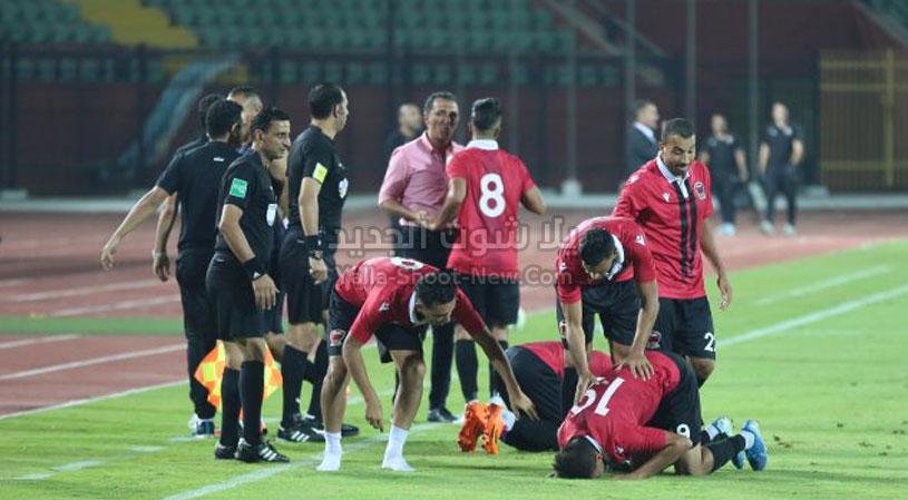نادي مصر vs الجونة