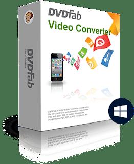 DVDFab Video Converter free Key serialGiveaway