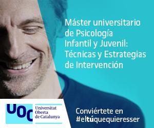 Master Psicologia Infantil y Juvenil