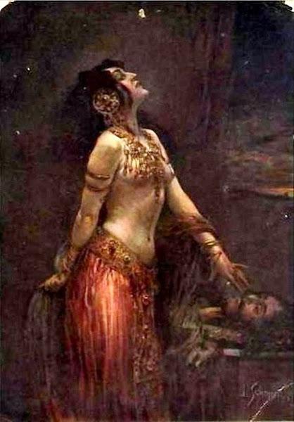 salome figure bible # (biblical figure) salome a schema:person schema:givenname  salome.