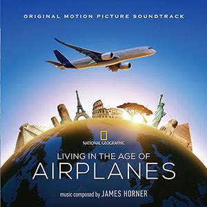 LIVING IN THE AGE OF AIRPLANES soundtrack released