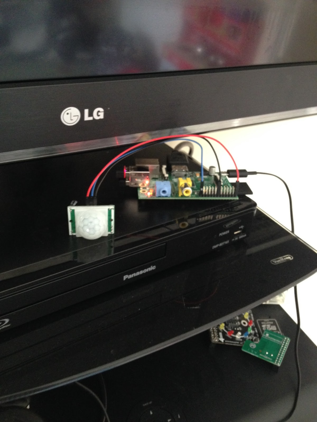 Measuring footfall with Google Analytics and a Raspberry Pi (Part 1
