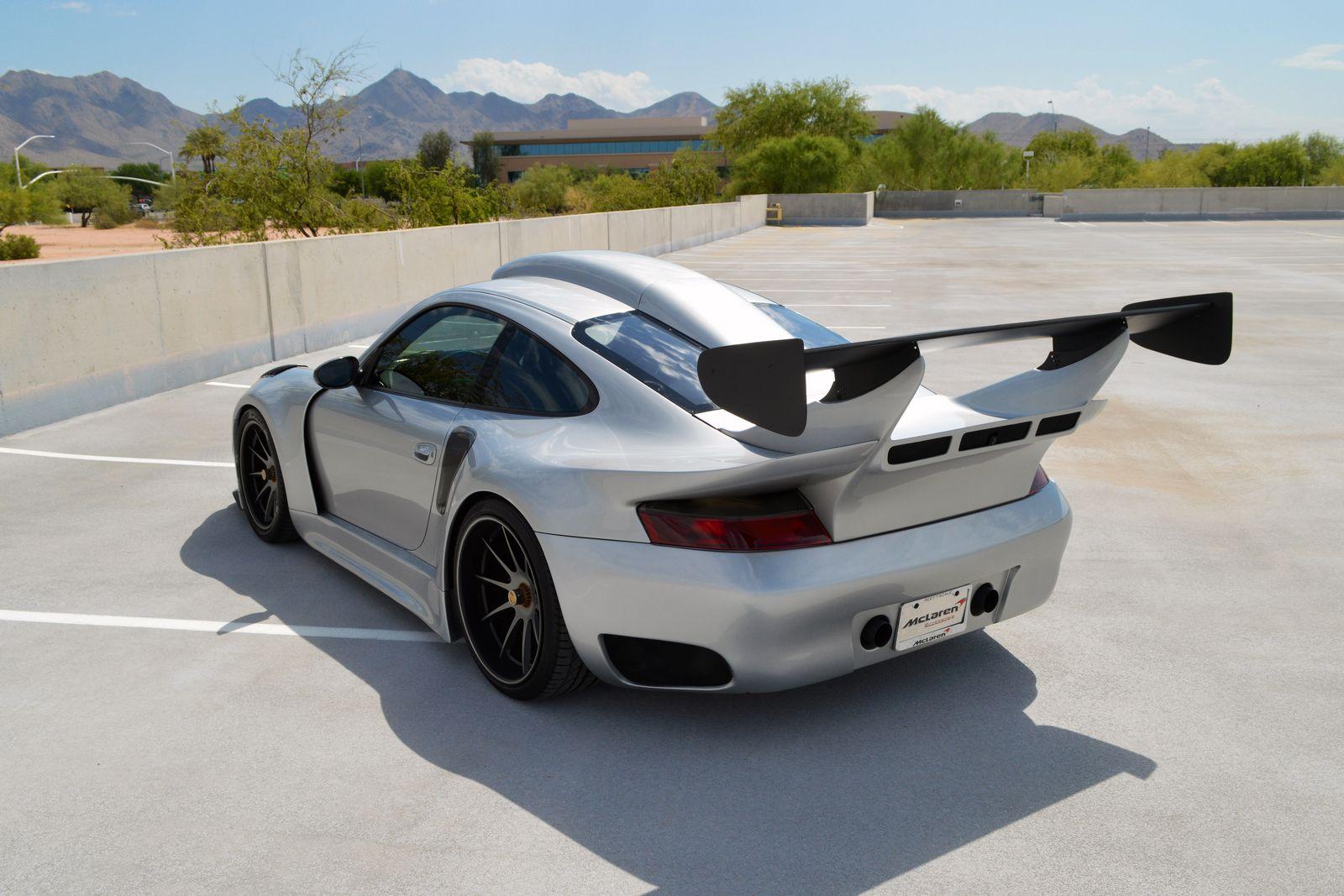 1 000 Hp Porsche 911 Gt2 Is As Insane As It Gets