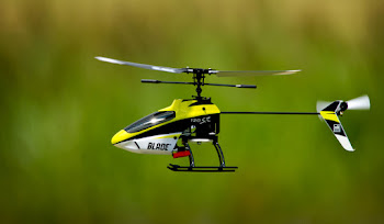 Dünya Şampiyonuna Taş Çıkartacak RC Helikopter Şovu