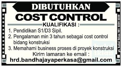 Lowongan Kerja Kontraktor di Bandung