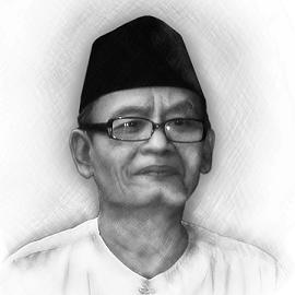 Gambar Puisi D.Zawawi Imron