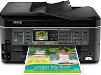 Epson WorkForce 545 Printer Driver