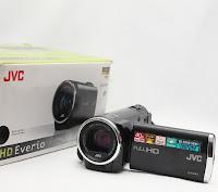 Jual Handycam JVC GZ-E10 Bekas