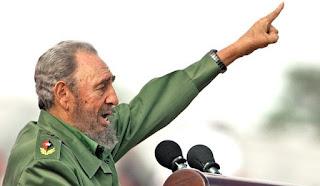 Fijémonos dónde está Fidel, ahí hay que estar / Opinión