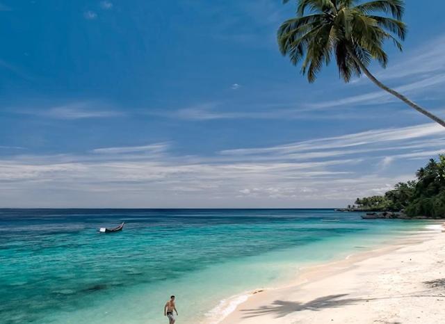 Harga Tiket Masuk Wisata Pantai Kuala Penaga Aceh