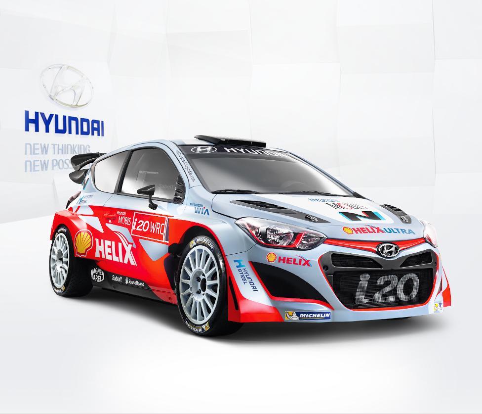 Awaits The New Hyundai's Racing Car Concepts