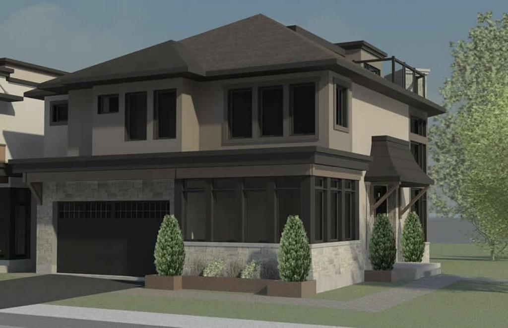 Home ideas modern home design modern homes designs ottawa for Modern home decor ottawa