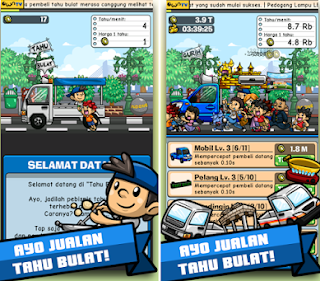 Download Tahu Bulat Mod Apk