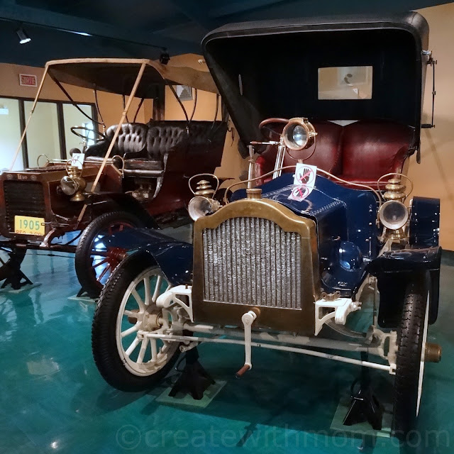 new brunswick antique automobile museum