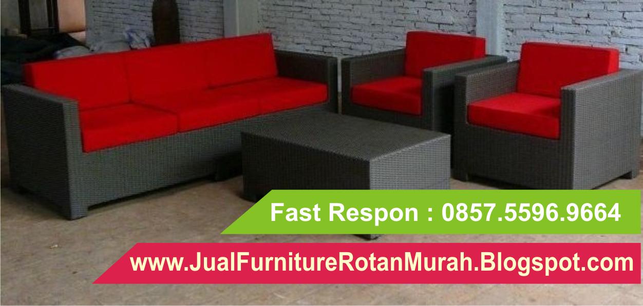 Jual Sofa Rotan Ruang Tamu Sofa Tamu Dari Rotan Sofa Tamu Rotan