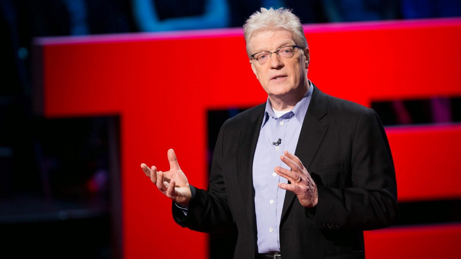 Sevgili Sör Ken Robinson