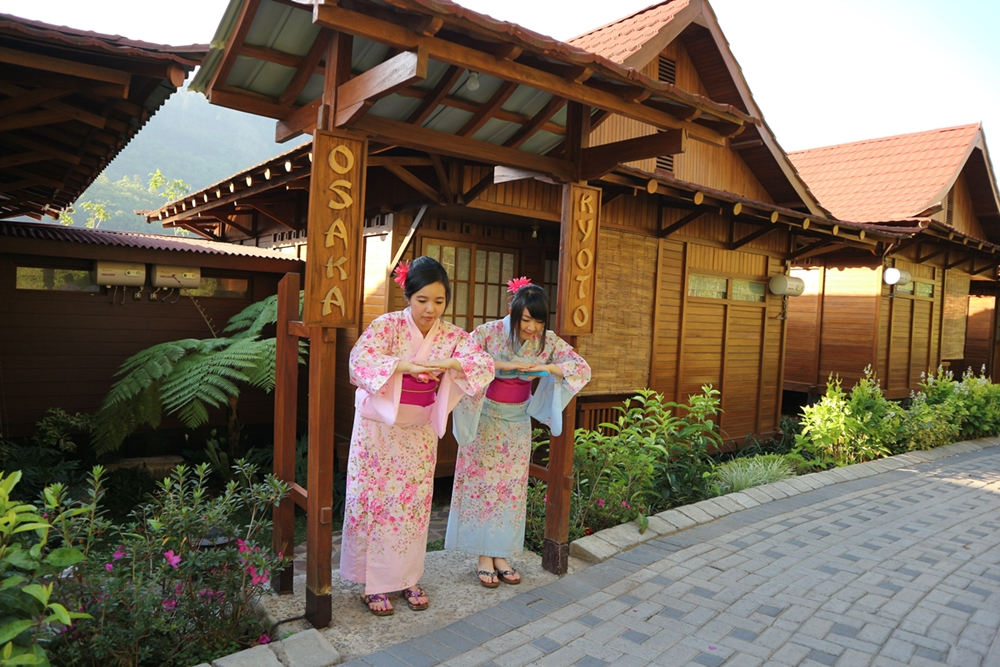 Menikmati Suasana Jepang Di The Onsen Resort Batu Malang Mei S Unique Blog Indonesian Beauty And Lifestyle Blogger