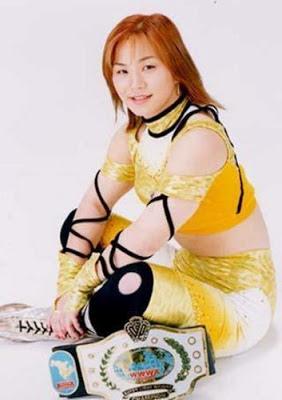 Chaparrita ASARI - Japanese Female Wrestling