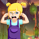 Games4King Scream Girl Rescue