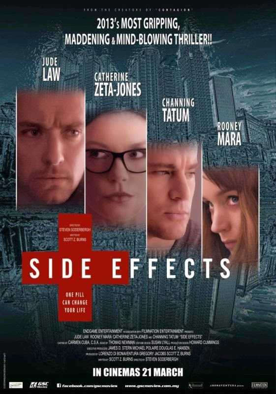 Side Effects สัมผัสอันตราย [HD]