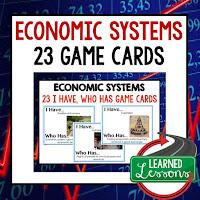 Economic Systems, Free Enterprise, Economics, Free Enterprise Lesson, Economics Lesson, Free Enterprise Games, Economics Games, Free Enterprise Test Prep, Economics Test Prep