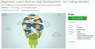 تطوير تطبيقات أندرويد