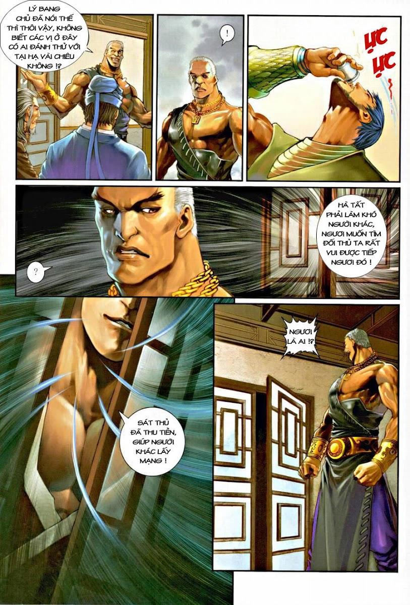 Ôn Thụy An Quần Hiệp Truyện chap 7 trang 24