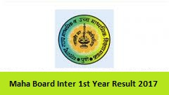 Maha Board Inter 1st Year Result