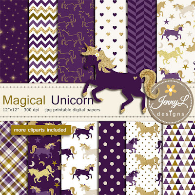 https://www.etsy.com/listing/463936912/50-off-unicorn-digital-papers-and