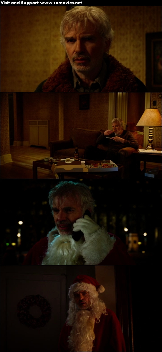 Bad Santa 2 2016 English HDRip