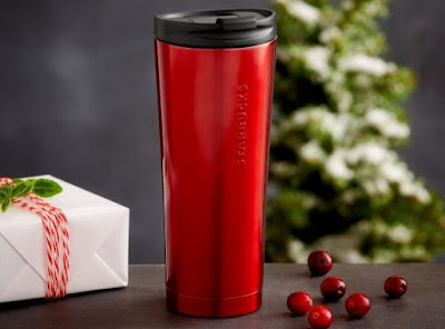 the tenth day of christmas ten starbucks tumblers tumbling