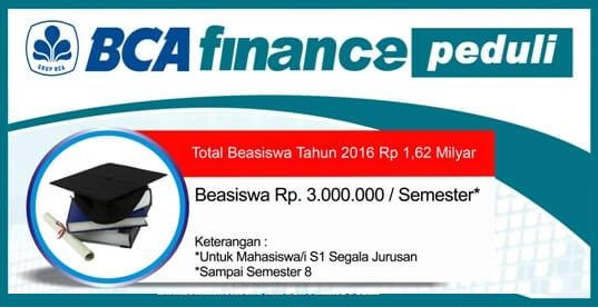 Image result for beasiswa BCA