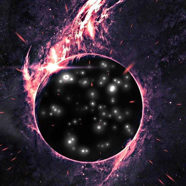 GALAXY Black Hole Wallpaper Engine