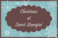 Top 3 Xmas at sweet stampin'