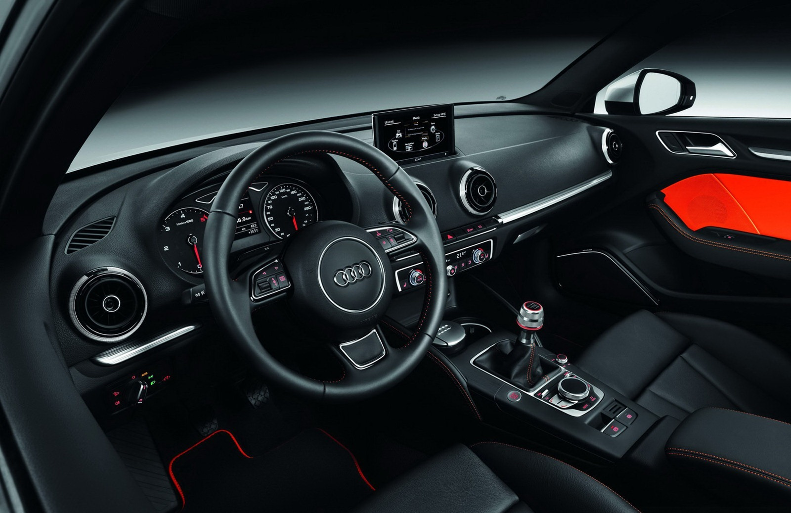 2013 audi a3 sportback detayland turkeycarblog. Black Bedroom Furniture Sets. Home Design Ideas